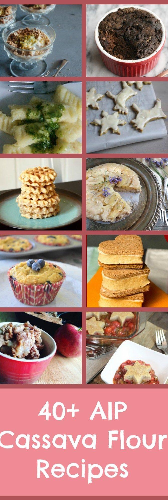 Cassava Flour: 40+ Favorite AIP Recipes - Gutsy By Nature