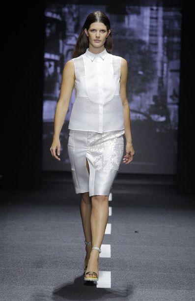 ForMe Elena Mirò SS 2014 fashion show - #forme #For.me #elenamiro #collection #fashion #show #catwalk #spring #summer #2014