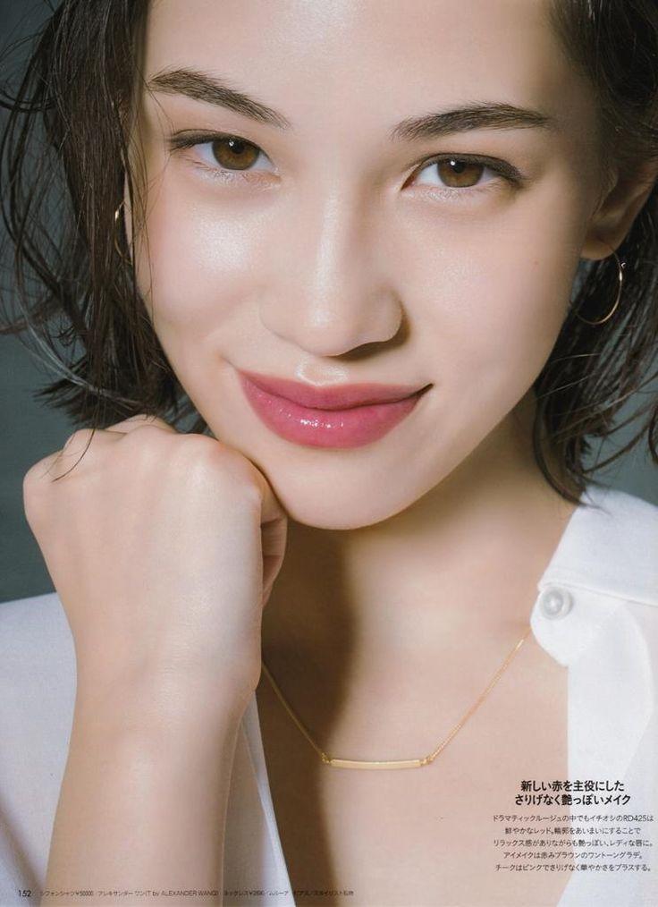 Kiko Mizuhara / 水原希子 makeup look