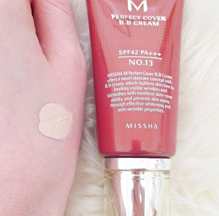 Missha BB Cream, Missha M Perfect Cover BB Cream Nr 23 ist im Winter ganz gut