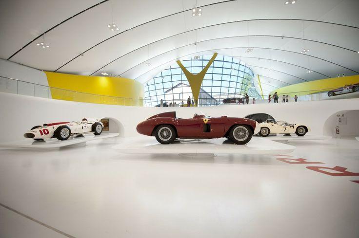 Enzo Ferrari Museum, Modena, Italy by Shiro Studio