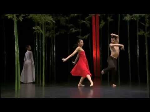 Arvo Part - Bamboo Dream (Cloud Gate Dance Theatre) - 2002