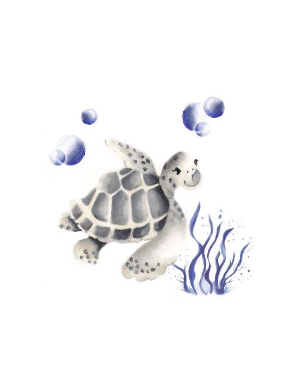 •• ENSEMBLE DE QUATRE OCÉAN AMIS PÉPINIÈRE IMPRIME ••  Cet ensemble de gravures animaux de mer bébé sont de mes peintures acryliques originales (les cadres et tapis ne sont pas inclus). Cet ensemble comprend:  -Bébé pieuvre -Dauphin -Tortue -Hippocampe maman et bébé  Accentuer la couleur indiquée sur les photos: marine ------------------------------------------------------------------------------- VOTRE CHOIX DE COULEUR D'ACCENT Choisissez votre couleur préférée accent dans la Charte de…