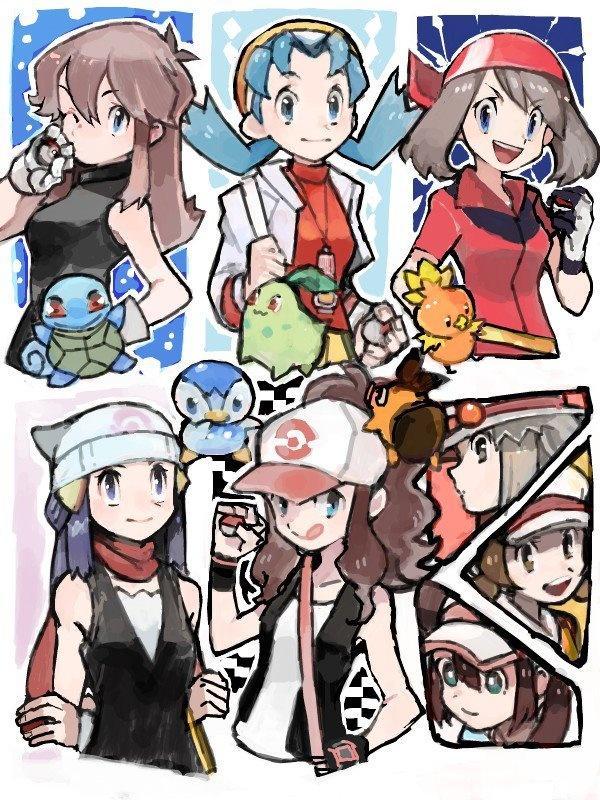 .Pokemon Trainers