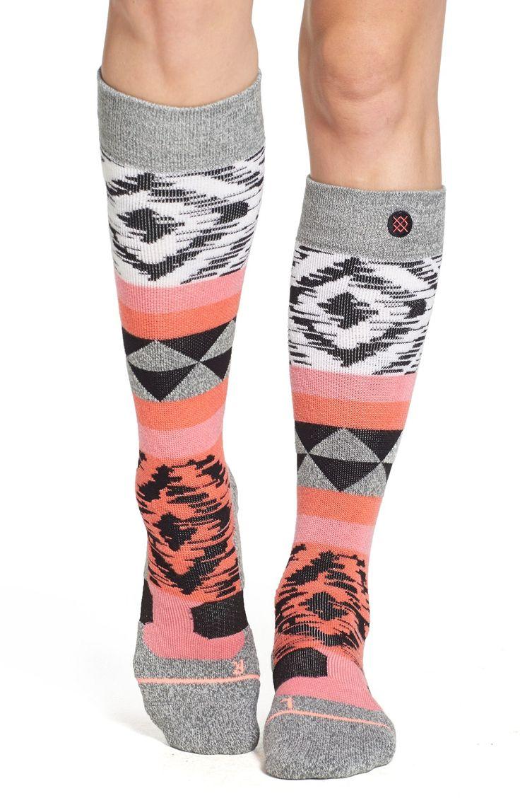 Stance 'Kora La' Snowboard Socks …