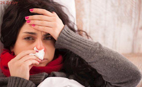 Chřipka není rýma! Co se děje v těle?