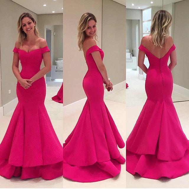 Vestido rosa divino