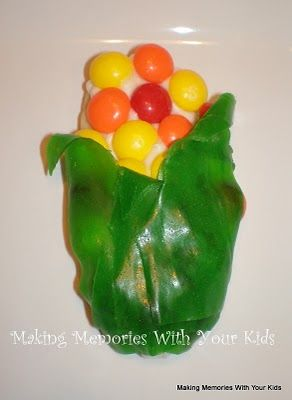 thanksgiving food crafts