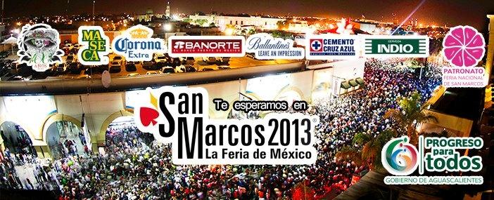This is Home-Feria de San Marcos 2013