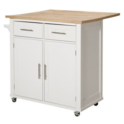 target kitchen storage large kitchen island with wood top and storage threshold 2672