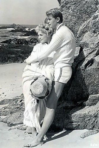 A SUMMER PLACE SANDRA DEE TROY DONAHUE 8X10 PHOTO #D8799 at Amazon's Entertainment Collectibles Store