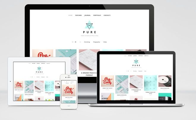 how to make the theme become a wordpress template