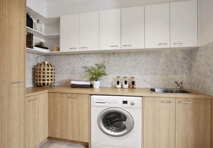 Granvue Homes Premium Series - Amethyst Laundry