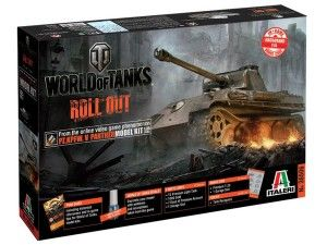 WORLD OF TANKS: PANTHER Ausf.G