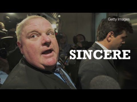 Rob Ford: According to Rob Ford - USANEWS.CA