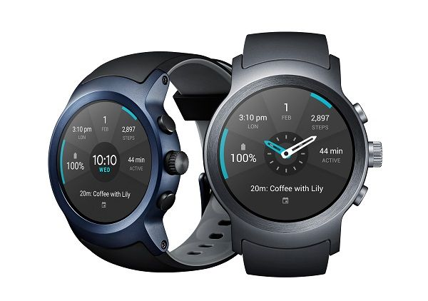 LG Watch Sport and Watch Style announced, world's first smartwatches with Android Wear 2.0 - Availability, Specifications, Video Photography