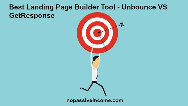 In this post we're going to evaluate the best landing page builder tools, reviewing Unbounce versus GetResponse.