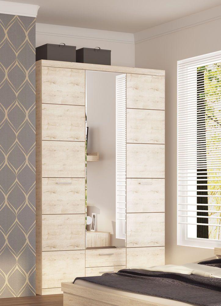 die besten 25 schrank mit spiegel ideen auf pinterest kleiderschrank mit spiegel kommoden. Black Bedroom Furniture Sets. Home Design Ideas