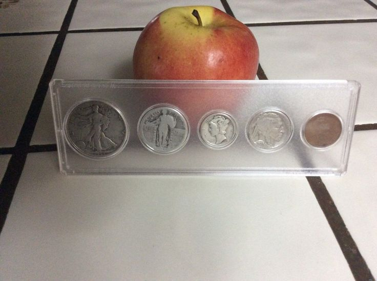 Item specifics     Circulated/Uncirculated:   Circulated        US Vintage Coin Set-Liberty Half-Liberty Quarter-Mercury Dime -Buffalo-Wheat  Price : $23.50  Ends on : 1 week Order Now