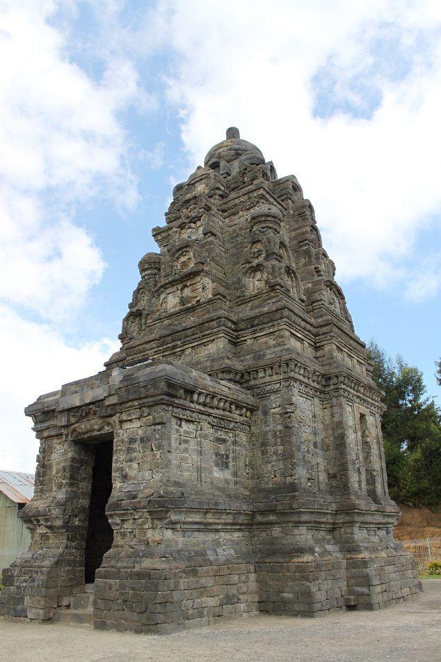 Dieng Dawn of Javanese Hindu Temples Candi, Indonesia