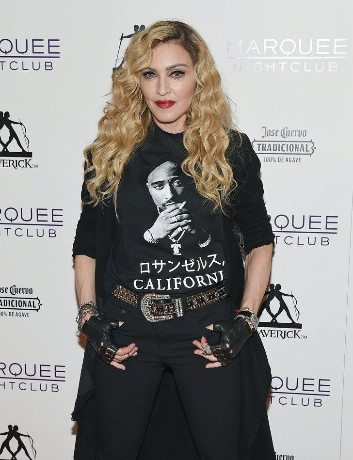 Pin for Later: 365 Jours D'anniversaires: Quelle Célébrité Est Née le Même Jour Que Vous? 16 Août — Madonna Et aussi: Steve Carell et Rumer Willis
