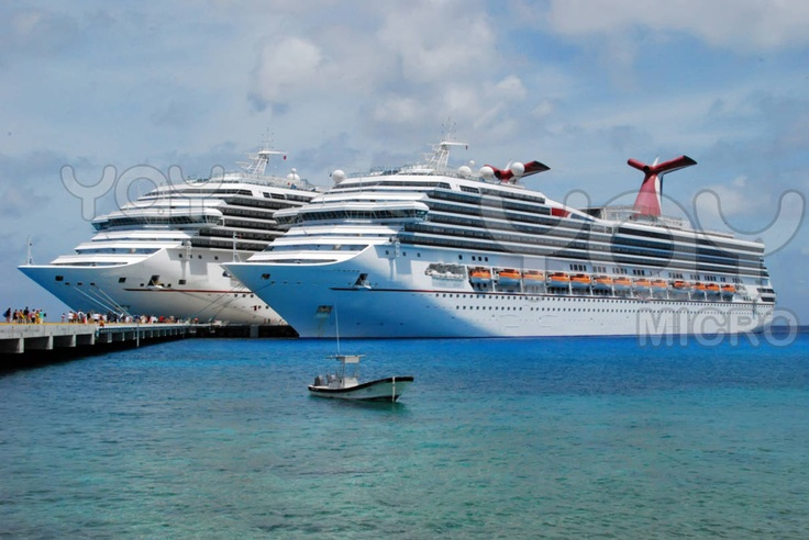 Cruise Ship Port In Cozumel Mexico  Places I Have Been