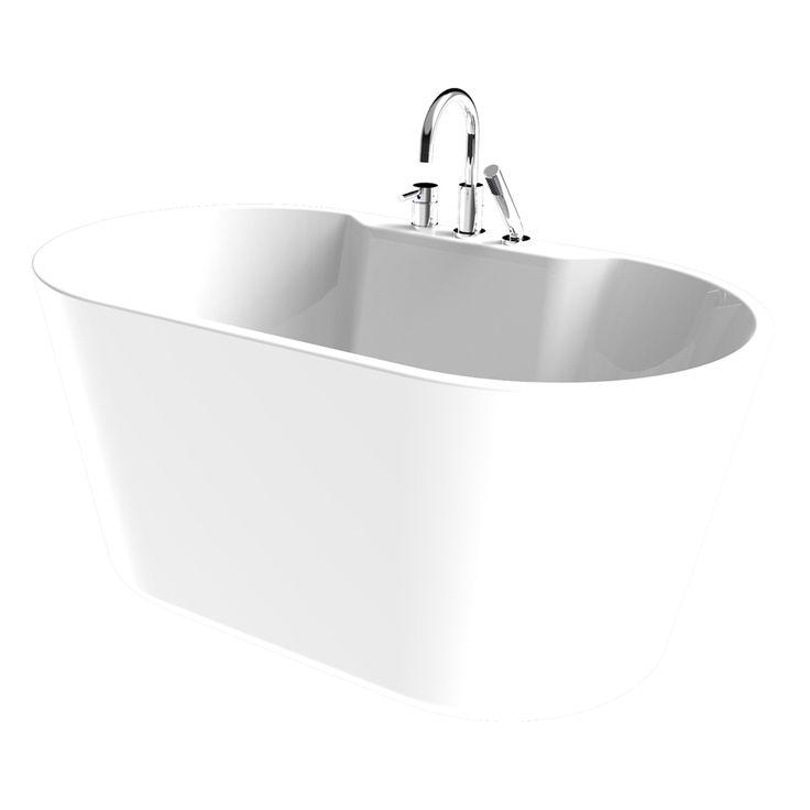 Shop A&E Bath & Shower A&E Bath & Shower Retro 56-in All-in-1…