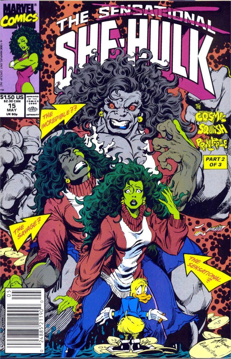Marvel She Hulk | Sensational She-Hulk Vol 1 15 - Marvel Comics Database