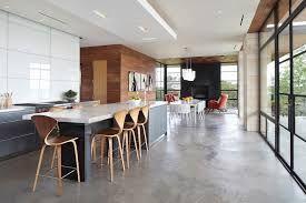 hallway ideas natural concrete floor - Google Search