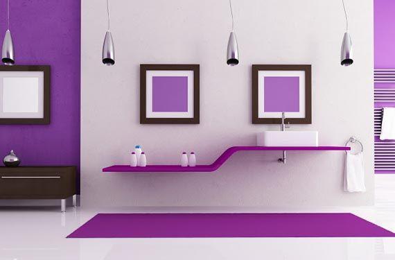 Baño de alta decoración de MadrigalDeco