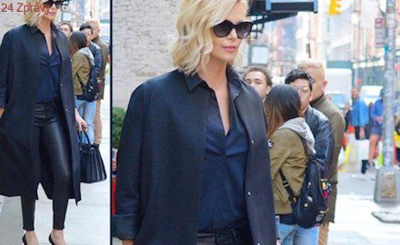 Styl podle celebrit: Černý outfit, který rozhodně není nudný!