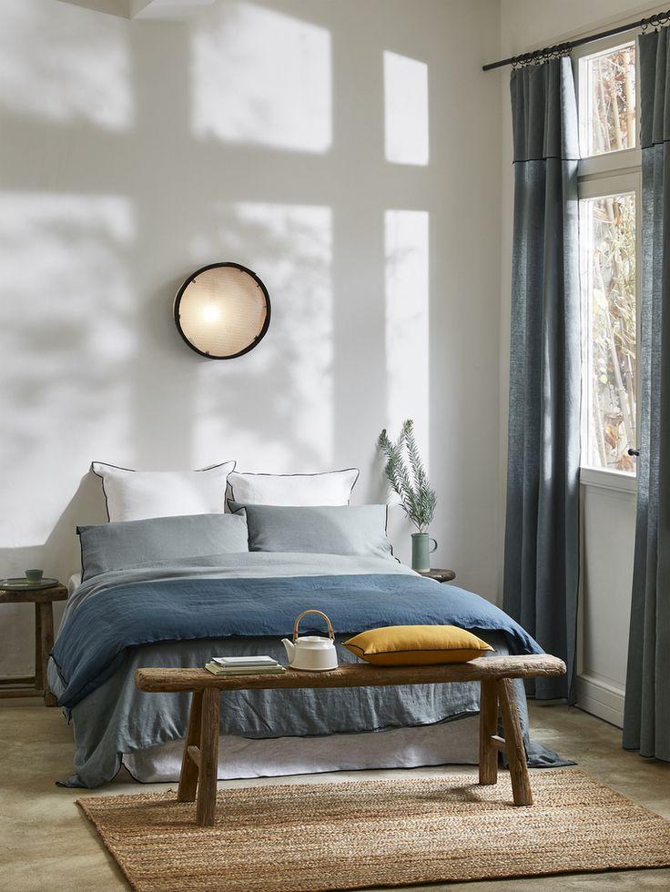 Mettez un banc en bout de lit – Joli Place