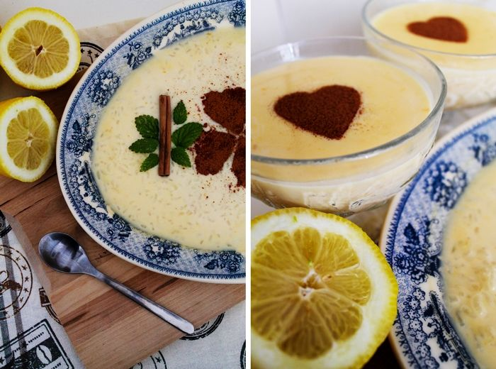 Portuguese Food: Arroz Doce