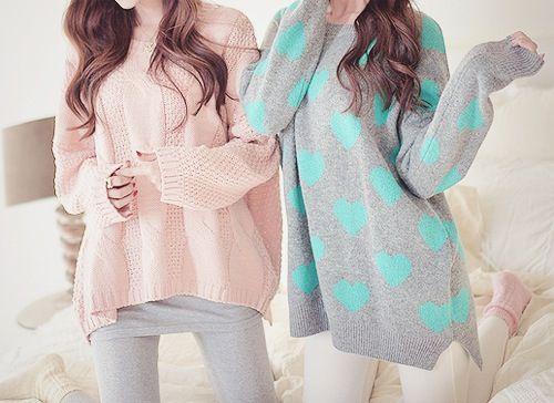 Cute sweaters:)