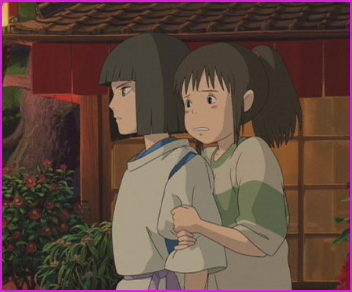 千と千尋の神隠し, Szen to Csihiro no kamikakusi, Chihiro szellemországban, Hayao Miyazaki, Ghibli ^.^   57