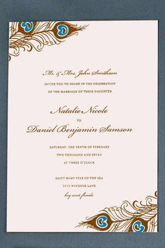10 best images about Wedding Invitation Ideas