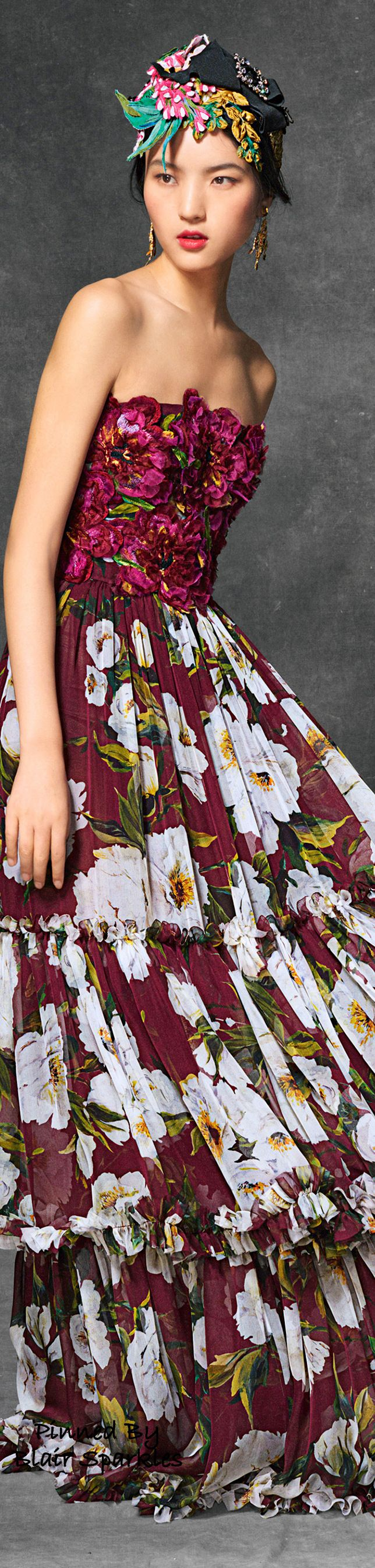 Dolce & Gabbana WINTER 2017 MODERN PRINCESS ~ ♕♚εїз | BLAIR SPARKLES |