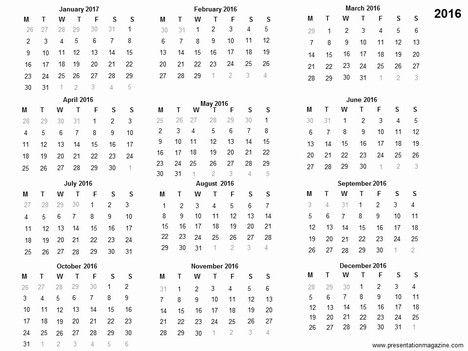 free blank calendar templates 2015