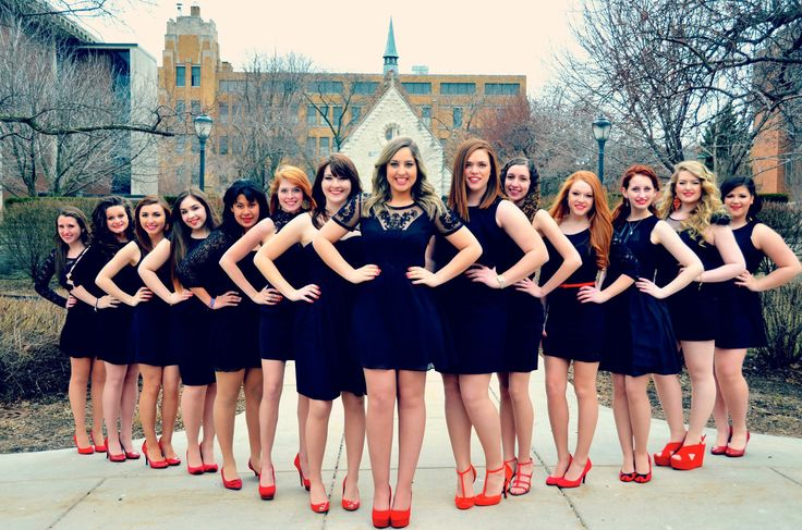 Marquette University's all-female a cappella group! Twitter - @MUMeladies, Facebook - The Meladies
