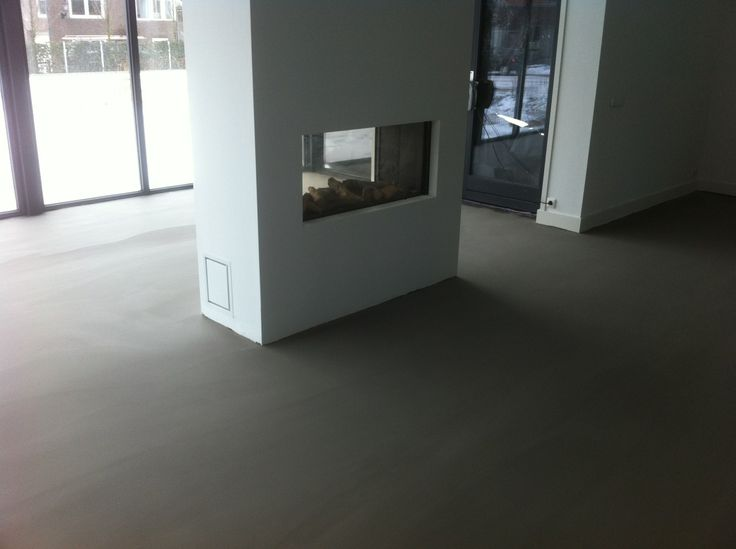 Vloer en Zo - Pandomo Floor. Project in Alkmaar.
