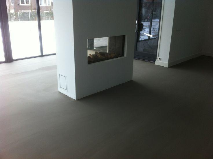 Vloer en Zo - Pandomo Floor. Project in Alkmaar.