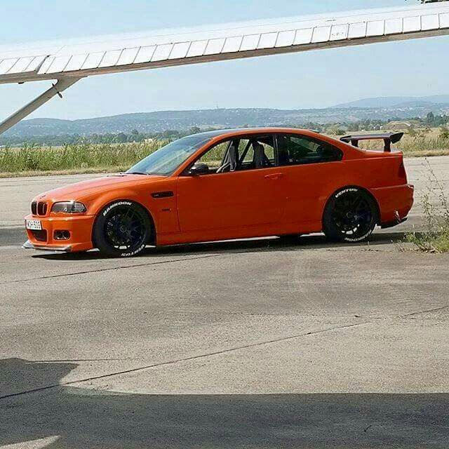 722 best images about bmw on pinterest bmw m5 bmw 3 for Garage auto orange
