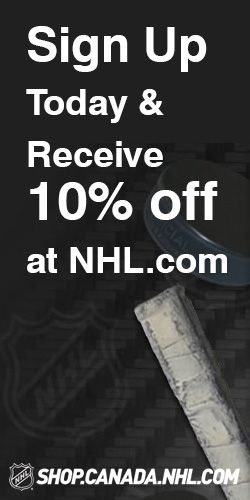 #Sign Up with NHL.com Today! #Discounts