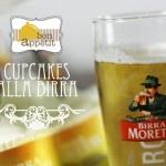 Cupcakes alla Birra Moretti - Pistacchi - Gocce di Cioccolato