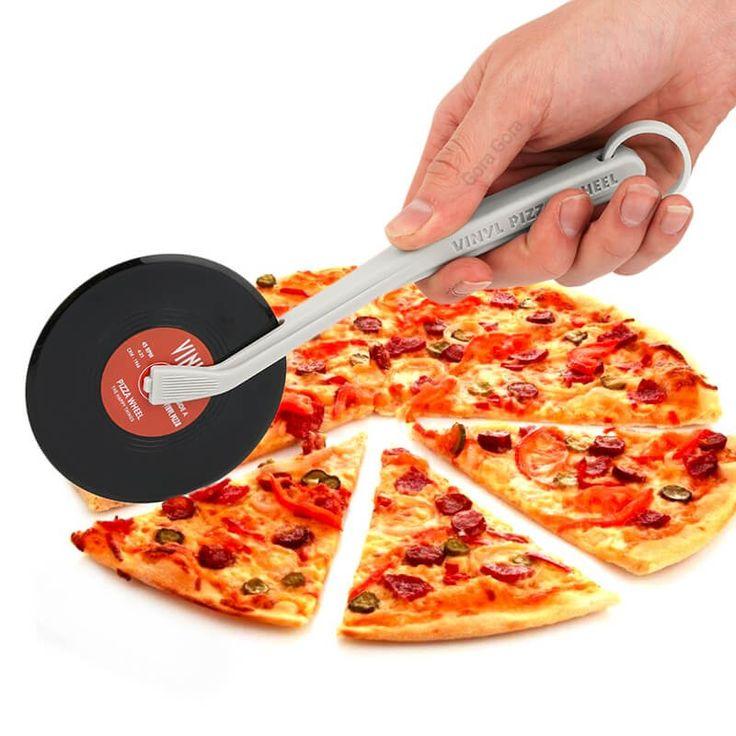 CORTADOR DE PIZZA VINILO