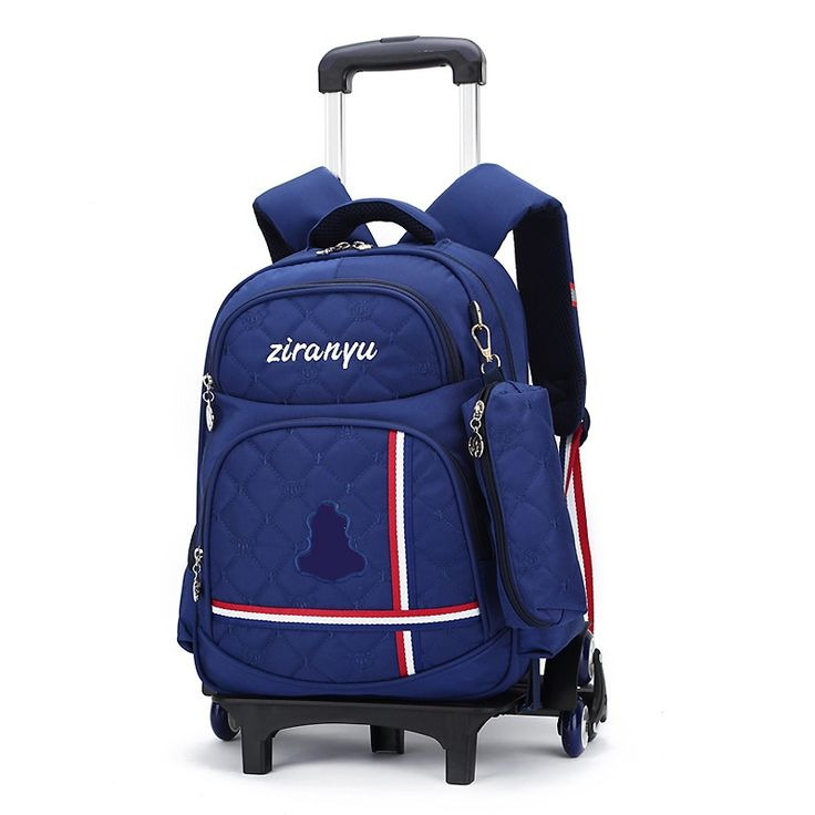 (48.88$)  Watch here - http://aijce.worlditems.win/all/product.php?id=32780787300 - Kids Rolling Backpack Boys Wheeled Book Bag Children Trolley School Bag Travel Backpack for Girls satchel with 3 wheels mochilas