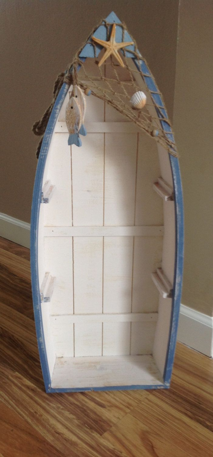 Distressed Wooden Boat Prop. $75.00, via Etsy. - raw bar?