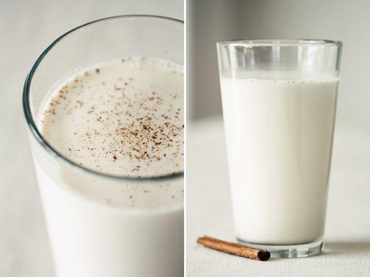 Hazelnut Milk from Roost Blog: Yum Drinks, Cups, Cinnamon, Yummy Food, Spices Hazelnut, Hazelnut Milk, Milk Cans, Savory Recipe, Almonds Milk