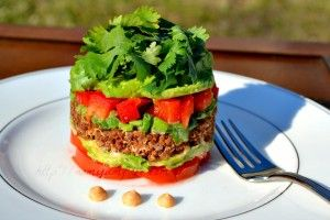 Dairy Free Wheat Free Allergen Free Friendly Mexican Taco Salad