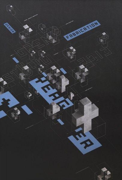 Yeager Open Studio Poster Karnes Poster Company, Philadelphia; www.erickarnes.com